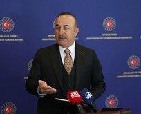 Bakan Çavuşoğlu acı haberi duyurdu