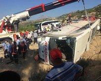 Mersin'de 4 askerin şehit düştüğü kazada kahreden detay