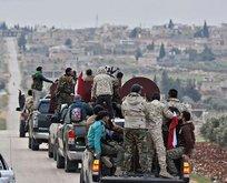Flaş iddia: Esad YPG'nin kontrolündeki köyleri ele geçirdi!