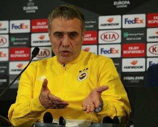 Ersun Yanal'dan olay Slimani sözleri!