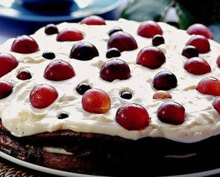 Üzümlü Pasta Tarifi