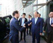 Bakan Albayrak müjdeyi verdi: Çin'den 3.6 milyar dolar geliyor