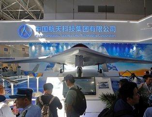 Çin uçan 'Kalaşnikof'u görücüye çıkardı CH-7 görücüye çıktı! İşte Çin'in 'süper' silahları...