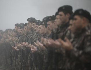 Türkiye'nin dört bir yanından JÖH ve PÖH timleri Afrin'e u��urlanıyor