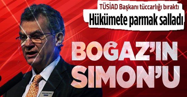 Simone Kaslowski iktidara parmak salladı