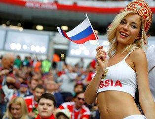 Rusya'da görkemli açılış! Dünya Kupası şöleni başladı