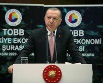 Başkan Erdoğan'dan kritik faiz mesajı
