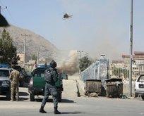 Afganistan Cumhurbaşkanlığı Sarayına canlı yayında saldırı!