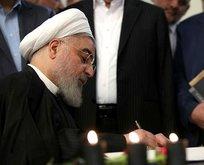 Ruhani'den dikkat çeken nükleer çıkışı!