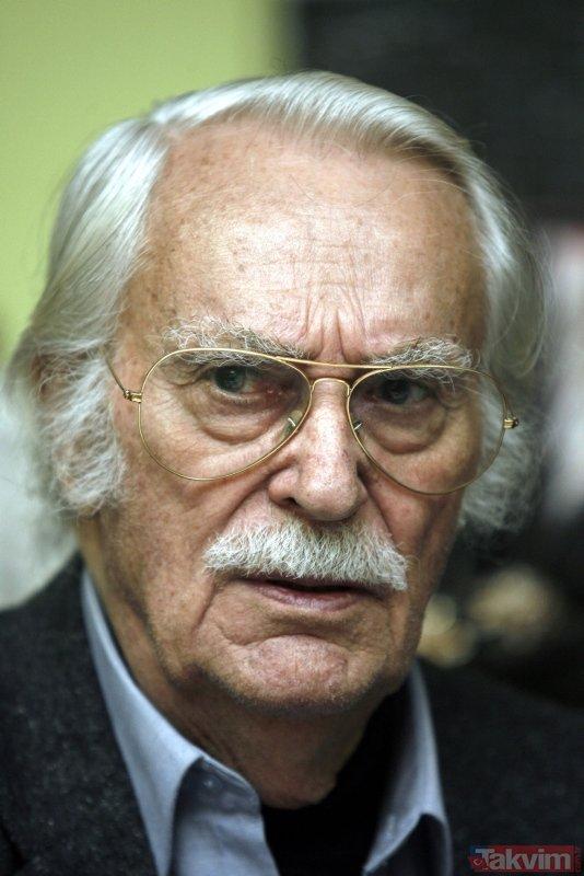 Türki sinemasının usta ismi Eşref Kolçak'ın o vasiyeti yerine getirilecek!