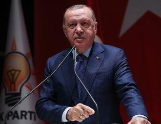 Son dakika: Başkan Erdoğan teşkilatları bu sözlerle uyardı