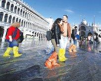 Venedik çizmeyi aştı!