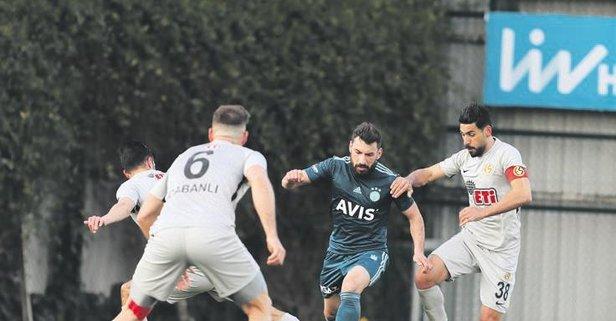 Fenerbahçe'den güzel prova