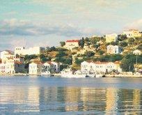 Osmanlı döneminde Meis Adası!