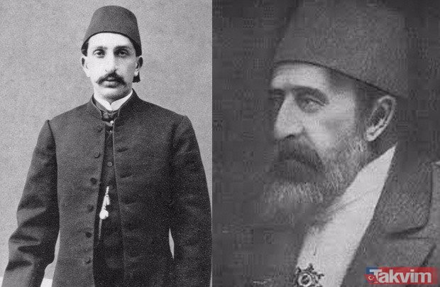 Sultan II. Abdülhamid Han'ın gençlik fotoğrafı gün yüzüne çıktı! Yıllar Sultan Abdülhamid Han'ı böyle değiştirmiş...