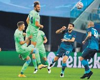 Vedat Muriç'li Lazio Zenit'le yenişemedi