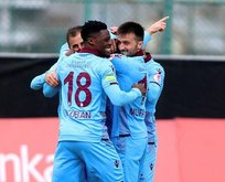 Trabzon avantajı kaptı