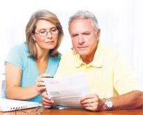 Emekliye maaşının 3 katı avans
