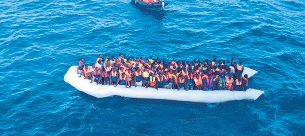 Akdeniz'de facia: 145 ölü