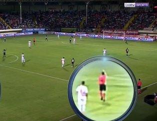 Alanyaspor - Fenerbahçe maçındaki kural hatası ile ilgili flaş gelişme! Yeni görüntüler ortaya çıktı