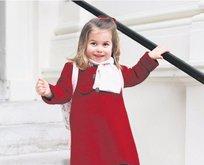 Prenses'in ilk günü İngiliz kraliyet ailesinin