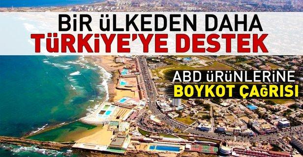 O ülkeden Türkiyeye büyük destek