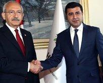 CHP itiraf etti: HDP'ye bakanlık veririz
