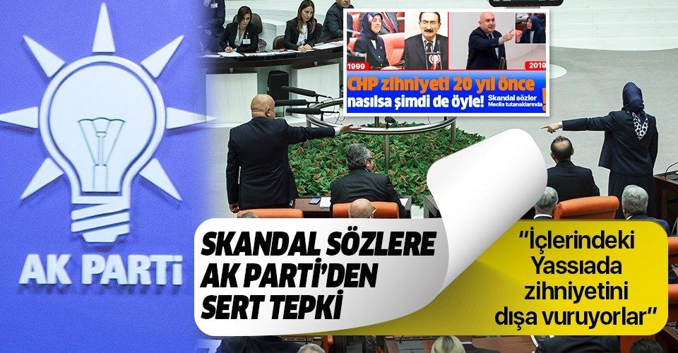 Özlem Zengin'e yapılan saldırıya AK Parti'den sert tepki: İçlerindeki Yassıada zihniyetini dışa vuruyorlar