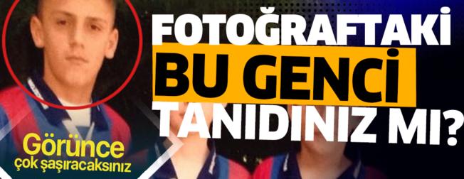 Fenerbahçeli bu küçük çocuğu tanıdınız mı? Şimdilerde Türk futbolunu sallıyor