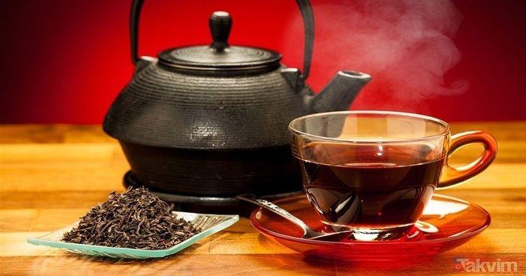 Bilinçsizce içilen çay vücuda zarar veriyor! İşte çayın zararları...
