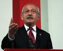 Kılıçdaroğlu'nun sözleri CHP'yi karıştırdı