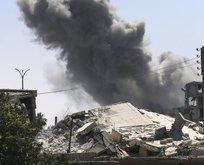 Suriye'de DEAŞ saldırısı! Çok sayıda ölü var