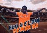 Başakşehir Demba Ba'yı bu video ile duyurdu.