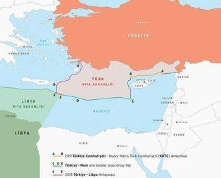 Türkiye Akdeniz'de dengeleri değiştirdi