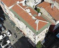 Kadıköy'de hareketli gün! 5 katlı bina tahliye edildi