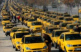 Taksilerde yeni dönem! Şoförlük yapamayacaklar