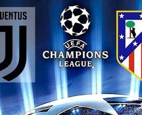 Juventus Atletico Madrid maçı hangi kanalda?