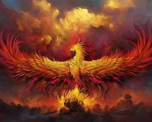 Anka kuşu nedir? Zümrüdü Anka Kuşu  efsanesi neyi anlatır?