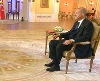 Başkan Recep Tayyip Erdoğan'dan canlı yayında çok kritik açıklamalar