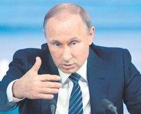 Seçimin mutlak favorisi Putin