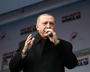 Başkan Erdoğan'dan Edirne'de önemli açıklamalar