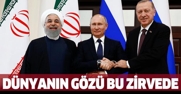 5. Üçlü Zirve için liderler Ankara'ya geliyor