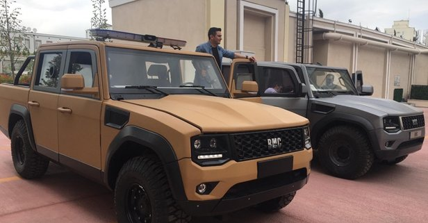 BMC Tulga özellikleri nelerdir? Yerli zırhlı araç BMC Tulga fiyatı ne kadar?