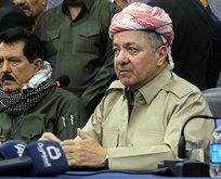 Barzani sonunda itiraf etti