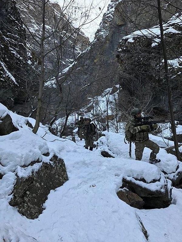 Tunceli'de terör örgütlerine operasyon
