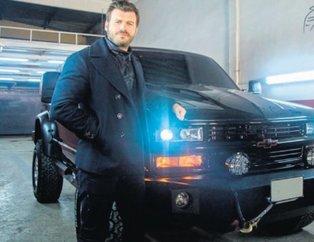 Çarpışma dizisinin Kadir Adalı'sı Kıvanç Tatlıtuğ'un otomobili şaşırttı! İşte ünlülerin otomobilleri