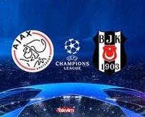 Beşiktaş Ajax maçı şifresiz hangi kanalda?