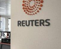 Reuters'tan Türkiye'ye operasyon girişimi