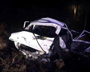 Afyonkarahisar'da korkunç kaza! Çok sayıda ölü var