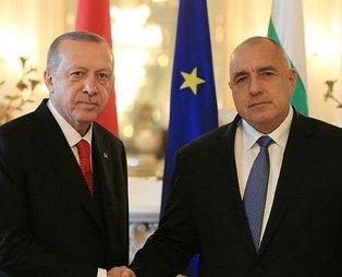 Son dakika: Başkan Erdoğan Bulgaristan Başbakanı Borisov'la telefonda görüştü